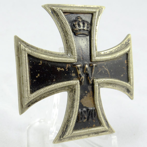 1870 Iron Cross First Class