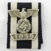 "1939 Spange 2nd Class (""Prinzen size"")"