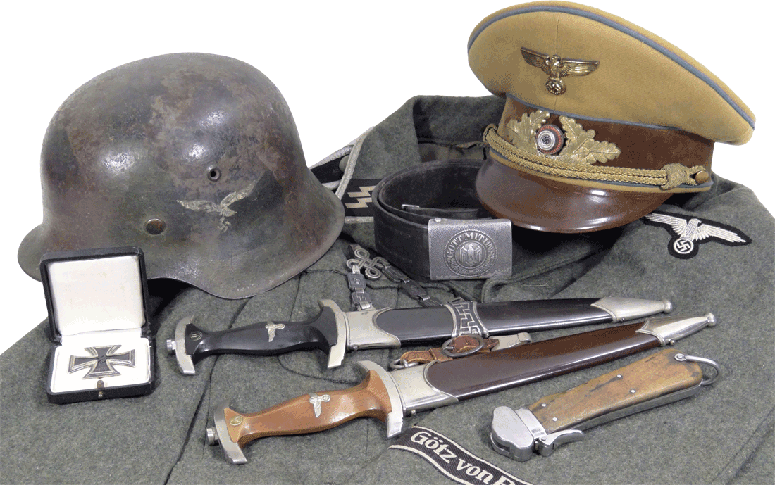 Summary -> Third Reich Nazi Amp Ww2 German Combat Helmets Ww1 Amp Ww2
