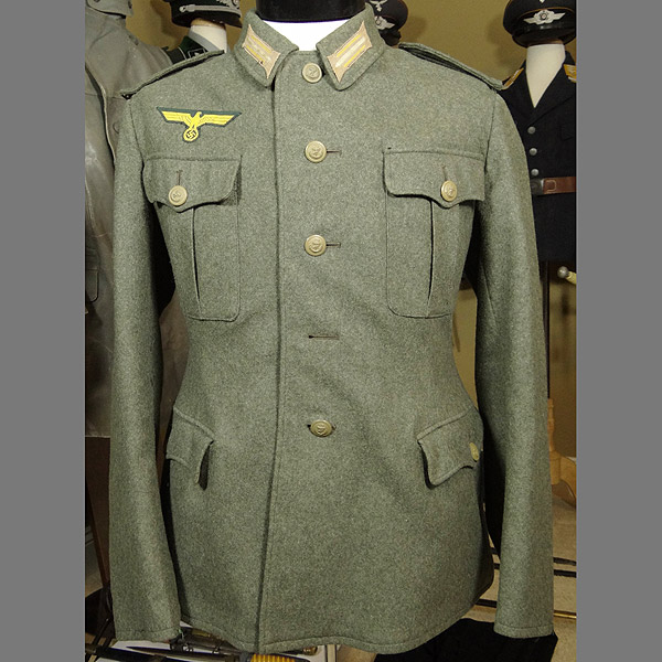 Kriegsmarine Coastal Artillery Tunic and Pants