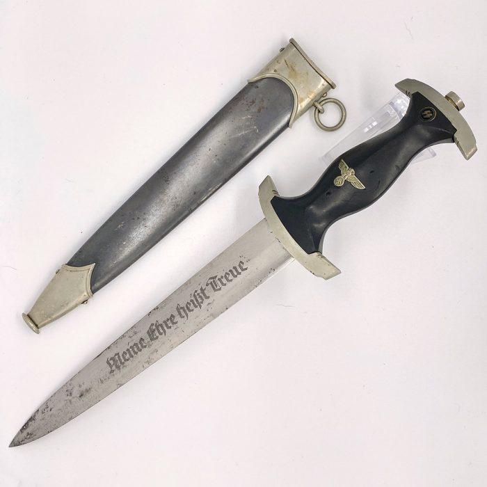 Early SS Dagger by Robert Klaas Solingen