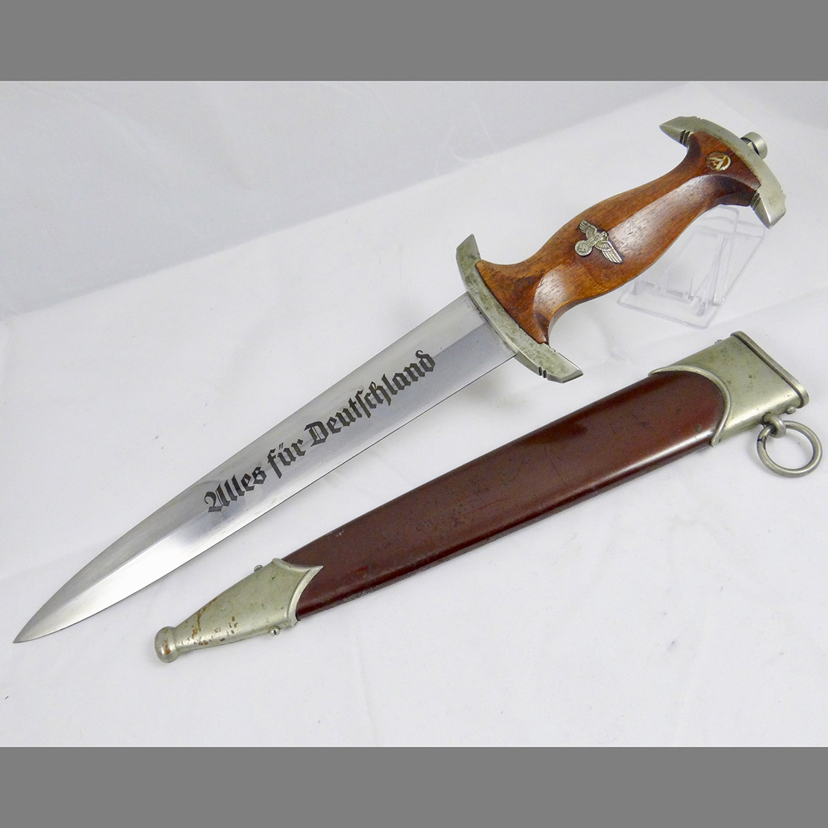 Early SA Dagger by maker C.G. Haenel Suhl