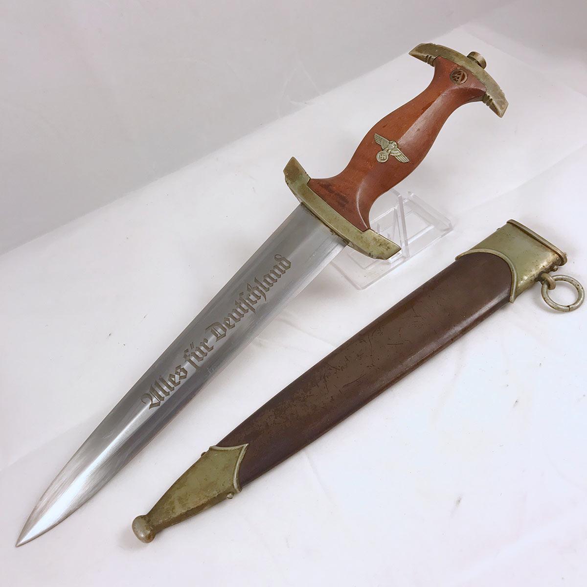 SA Dagger by E.P.&S. (Ernst Pack & Sohne)