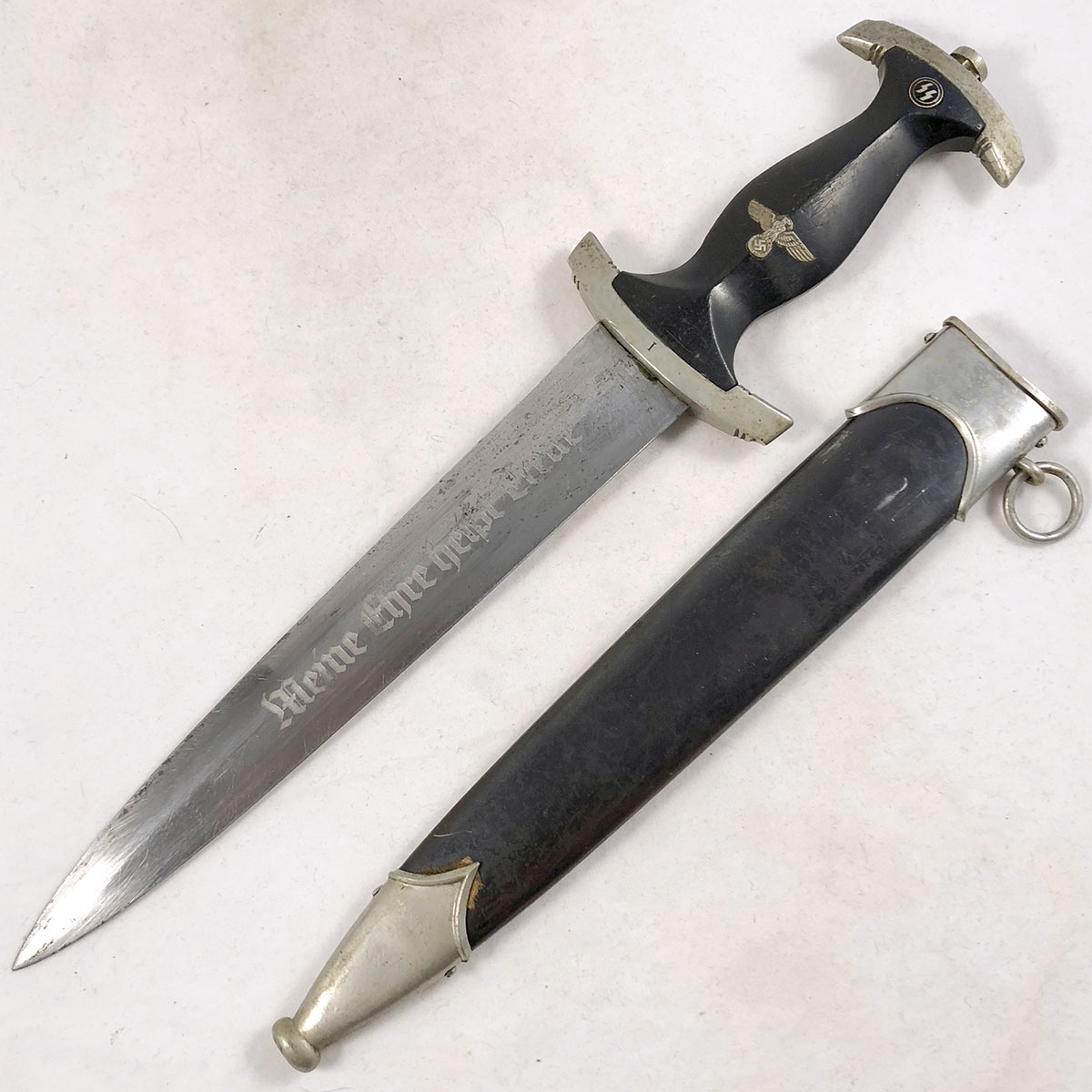 Early SS Dagger by Rich. Abr. Herder