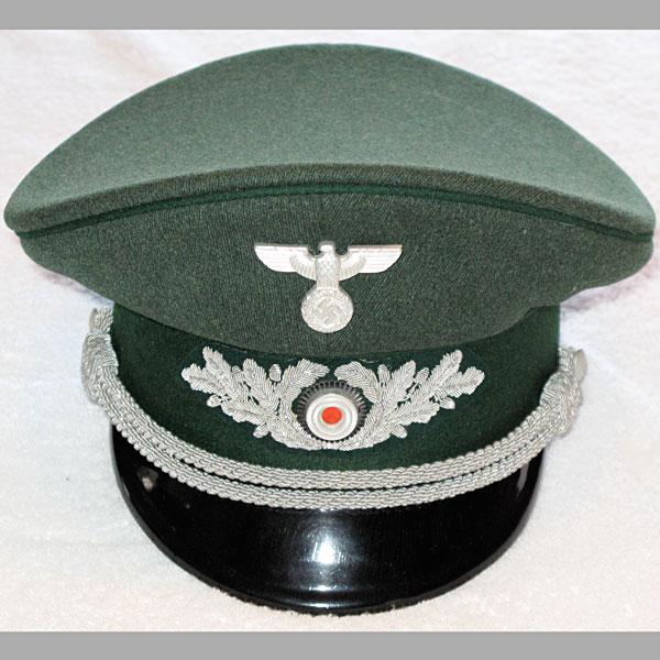 forestry-officer-visor-cap