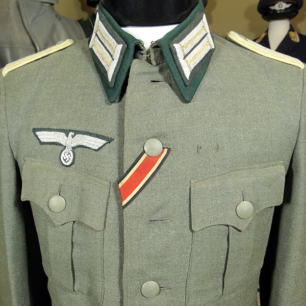 German Infantry Officer Uniform Tunic & Breeches — Private Purchase