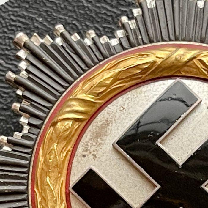 german cross in gold zimmermann 20