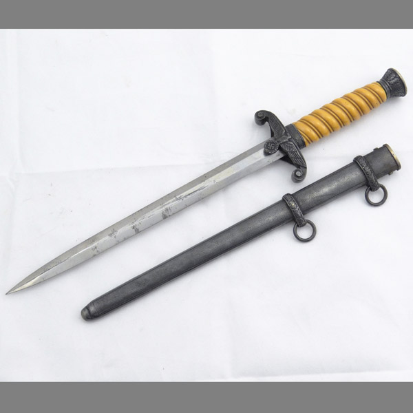 Heer (Army) Dagger — Early Carl Eickhorn