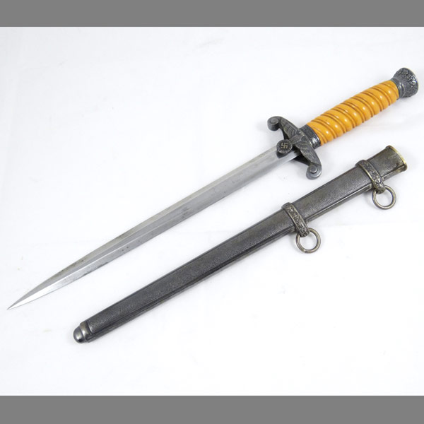 German Army Dagger from F. W. Holler Solingen