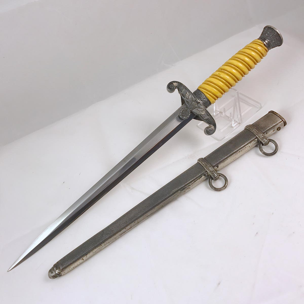 Minty Untouched Army Dagger by WKC Solingen