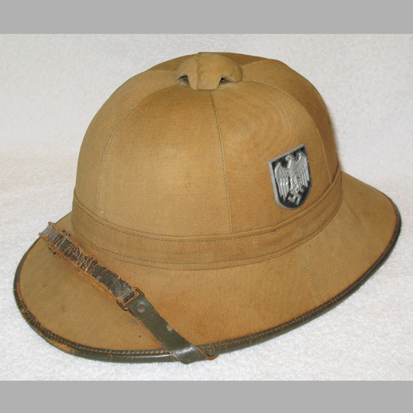 Heer (Army) Tropical Pith Helmet