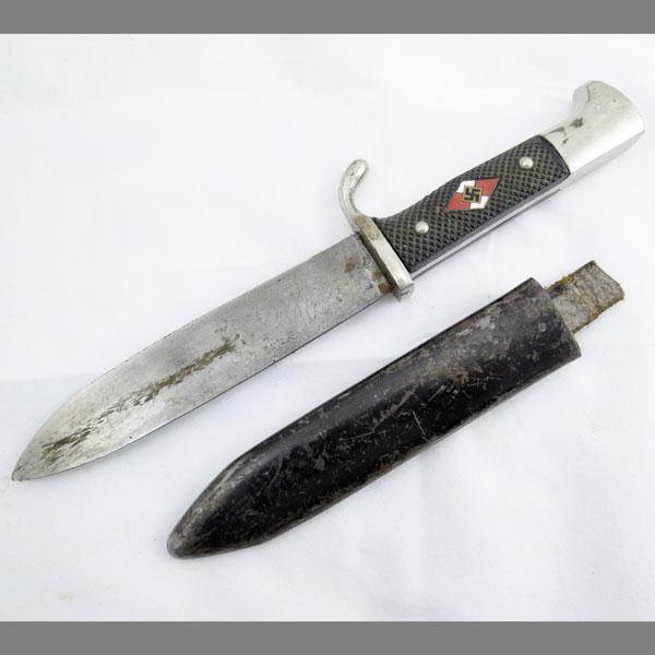 Early Hitler Youth Knife — Anton Wingen Jr.