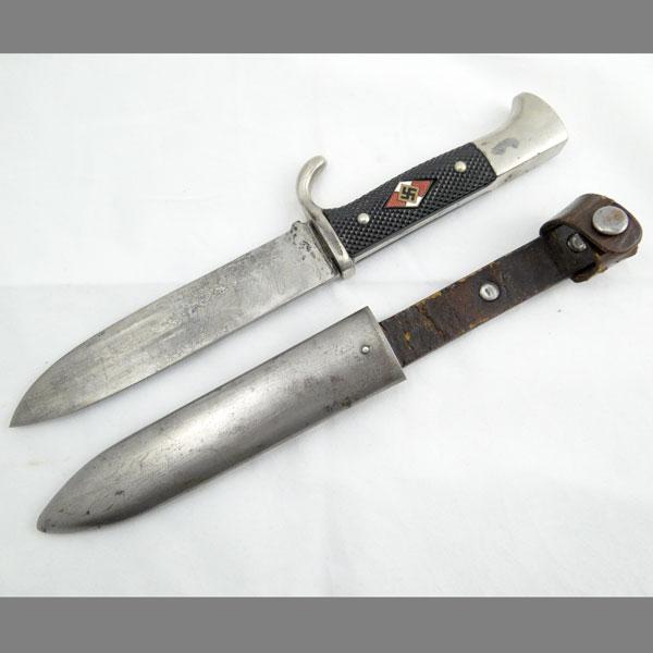 Hitler Youth Knives — HJ Knife & Dagger Buyer & Seller ...