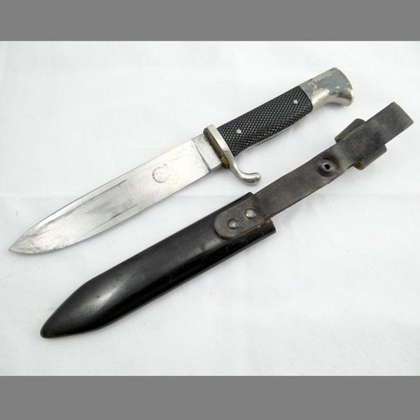 Hitler Youth Knife Dagger — RZM M7/13 Arthur Schuttlhofer ...