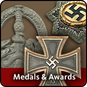 WW2 German Medals & Awards