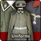 WW2 German Uniforms & Tunics
