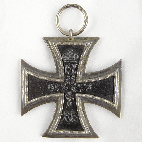 WWI Imperial German Iron Cross Second Class