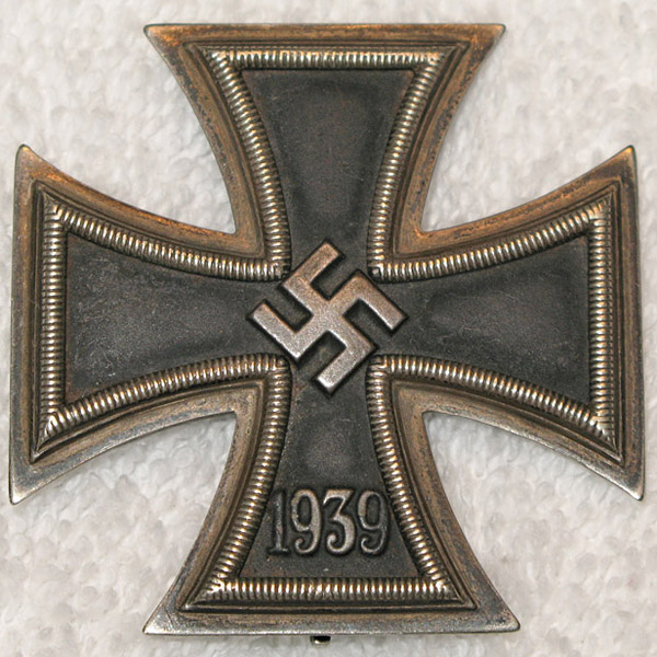Iron Cross First Class – Klein & Quenzer (65)