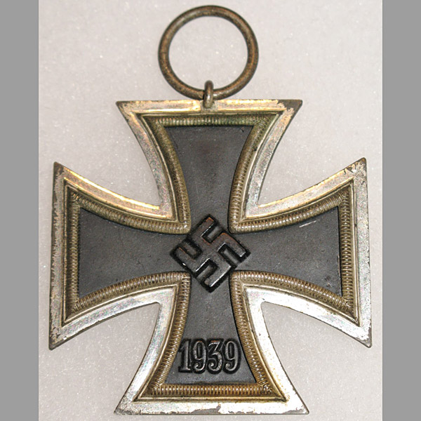 Iron Cross Second Class – Gustav Brehmer (13)