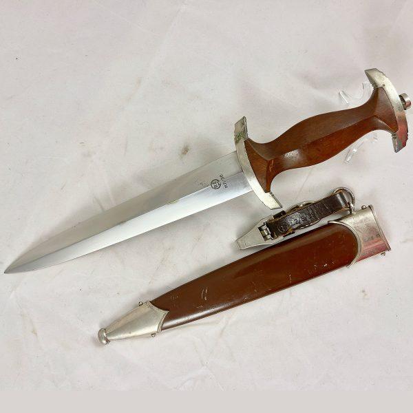 Late War SA Dagger by Maker RZM M7/36