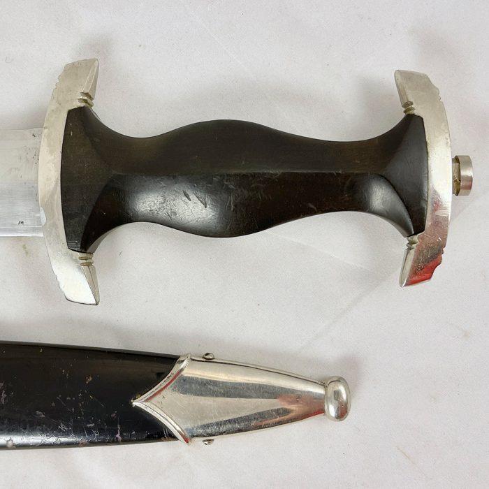 Late War EM SS Dagger by Maker RZM 1196/38 SS (Ed Wusthof)