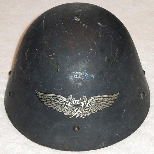 Luftschutz Czech Capture Helmet