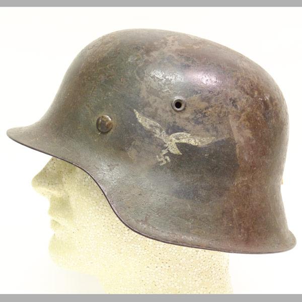 Luftwaffe M42 SD Camo Helmet