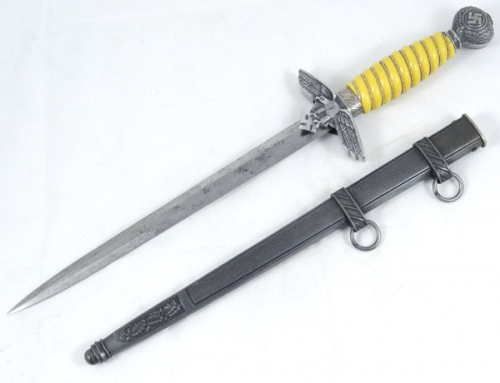 Luftwaffe Dagger — Unmarked Blade
