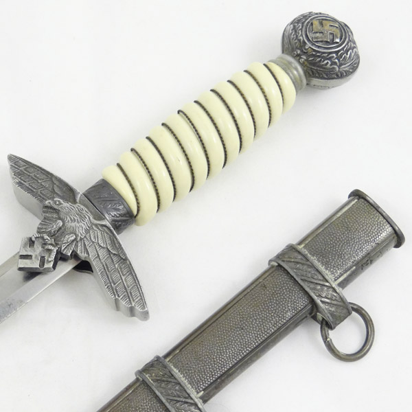 2nd Model Luftwaffe Dagger — Unmarked