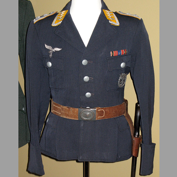 Luftwaffe Oberfeldwebel Tunic