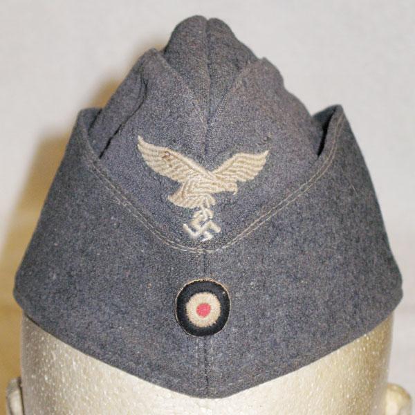 EM/NCO Luftwaffe Overseas Cap