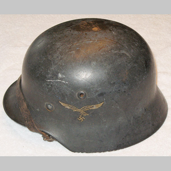 M1940 (M40) Single Decal Luftwaffe Helmet