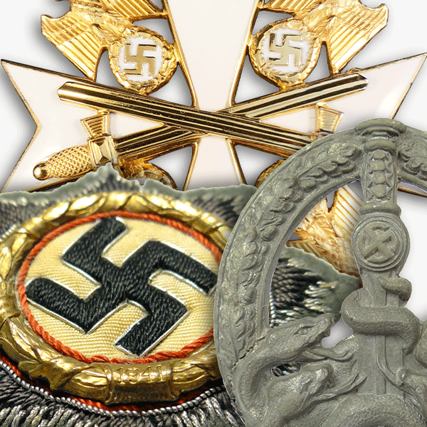 German Medals & Awards