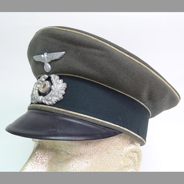 Early Heer Infantry Visor Cap