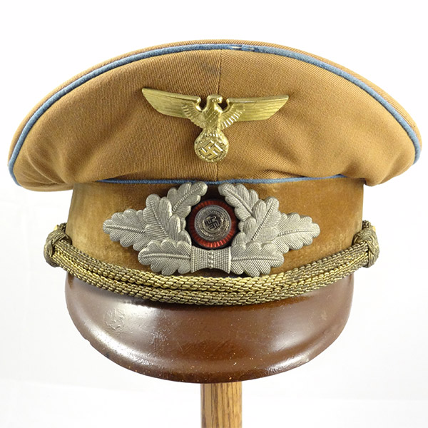 Named NSDAP SA Political Visor Cap for Ortsgruppe