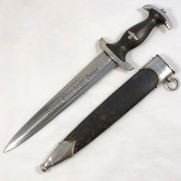 SS Dagger by Robert Klaas with Serial Number