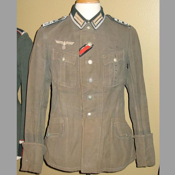 German Army Uniforms Heer Tunic Buyer Amp Seller