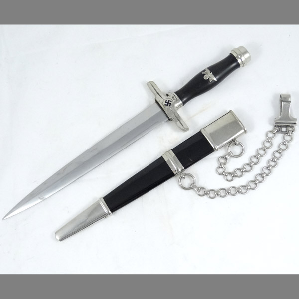 Postschutz Postal Protection Leader Dagger by Paul Weyersberg