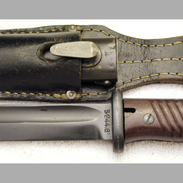 S/244 Mundlos German Combat Bayonet