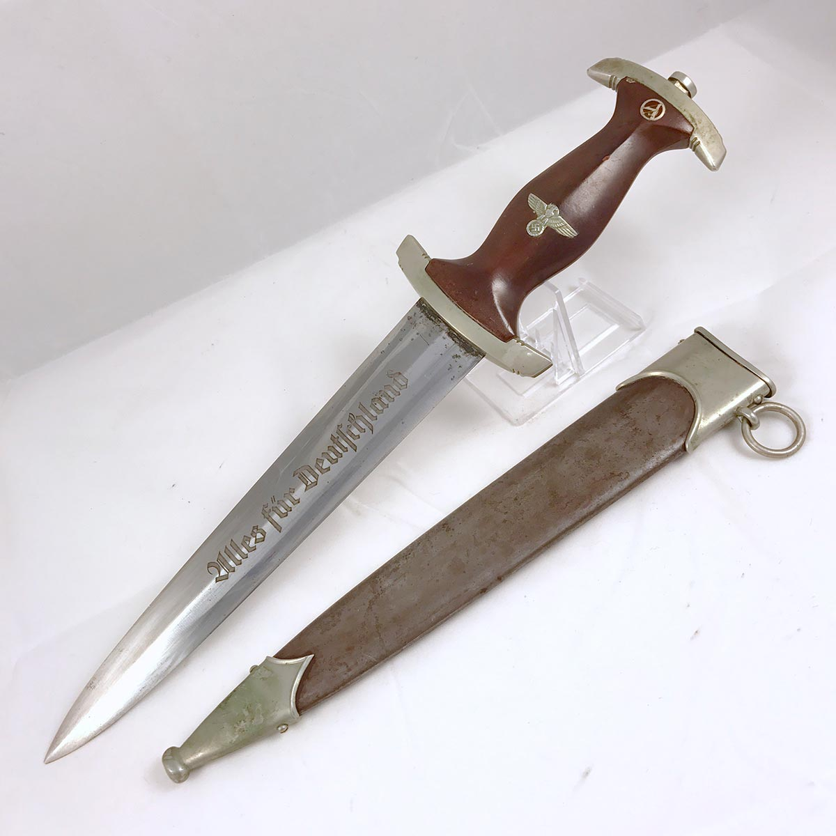 SA Dagger by Christianswerk Solingen (scarce maker)