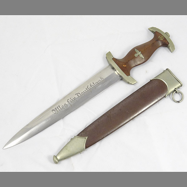 Early SA Dagger by E.P.&S. (Ernst Pack & Sohne)