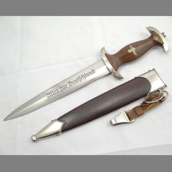 SA Dagger — RZM 7/33 1940 (F.W. Holler)