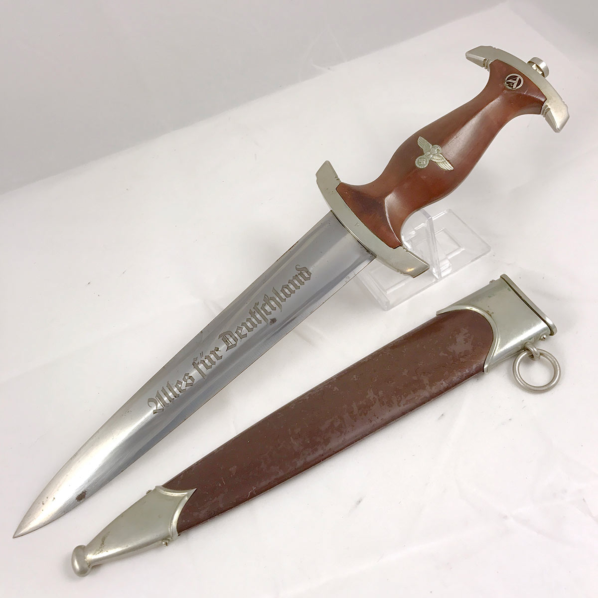 SA Dagger by Wagner & Lang (scarce maker)
