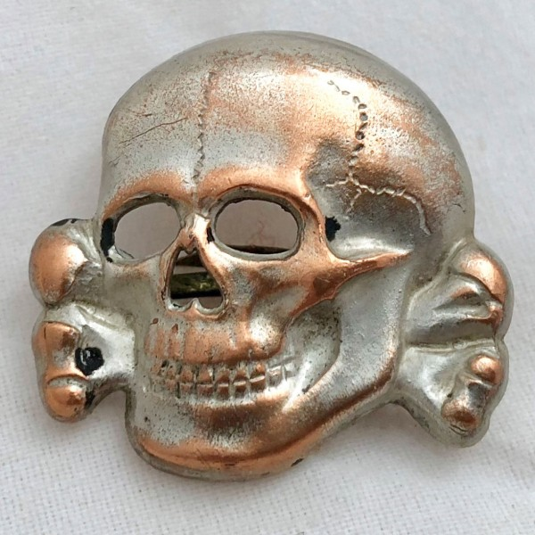 2nd Pattern SS Cap Skull by Deschler & Sohn (RZM 1/52)