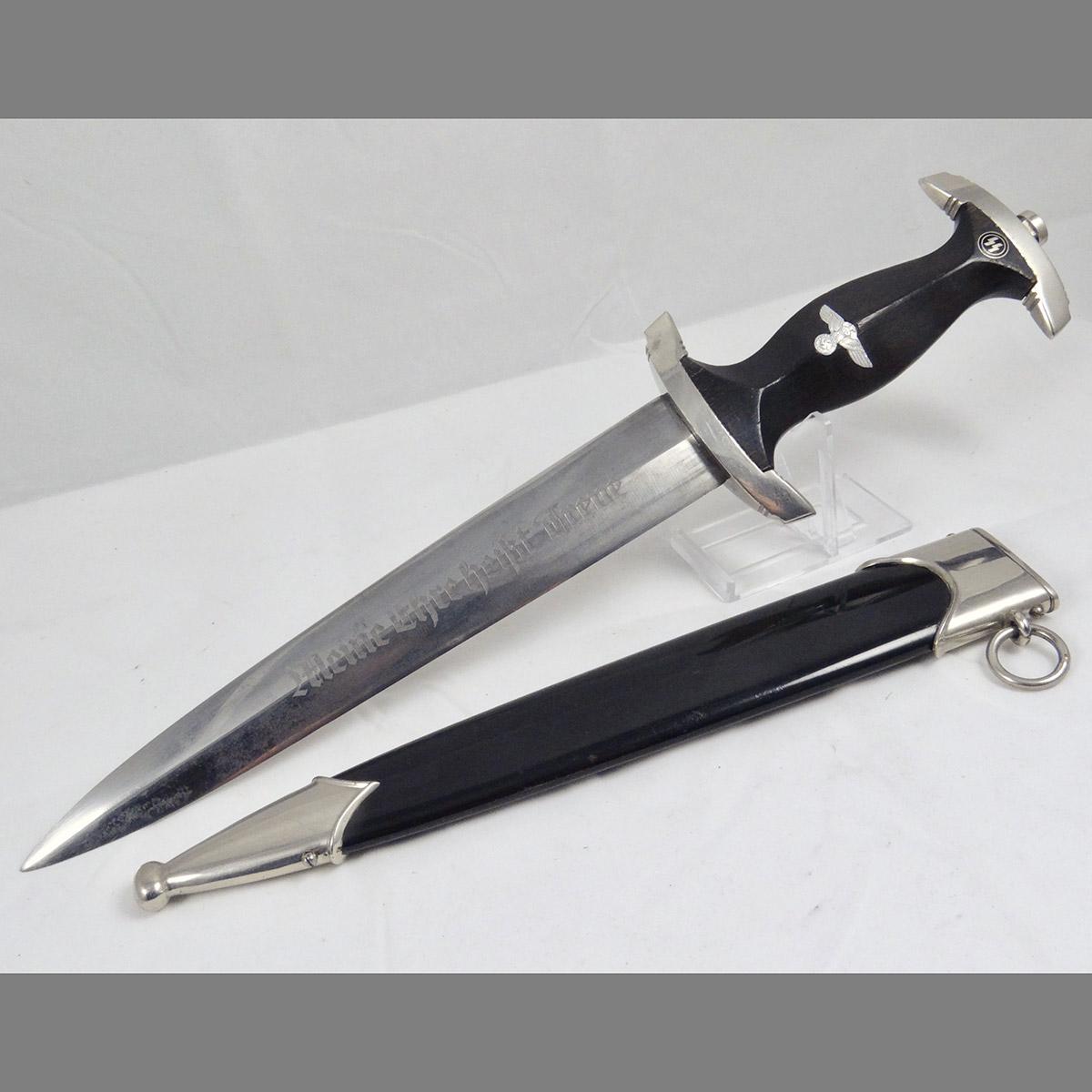 SS Dagger by Maker 941/39 (Carl Eickhorn)