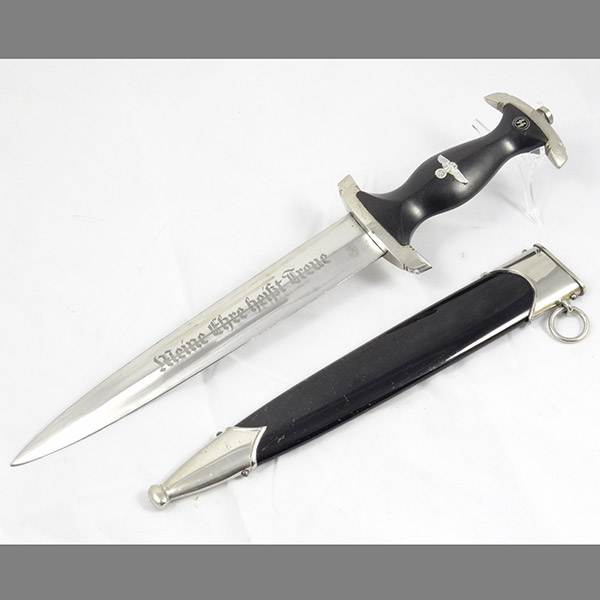 SS Dagger — 7/37 RZM 1051/39 SS (Robert Klaas)
