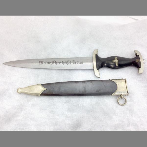 SS Dagger — Rich. Abr. Herder (Richard Herder) Solingen