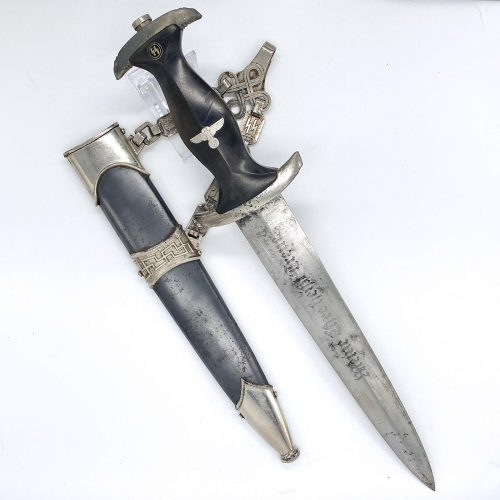 Chained SS Dagger - Unmarked Type I