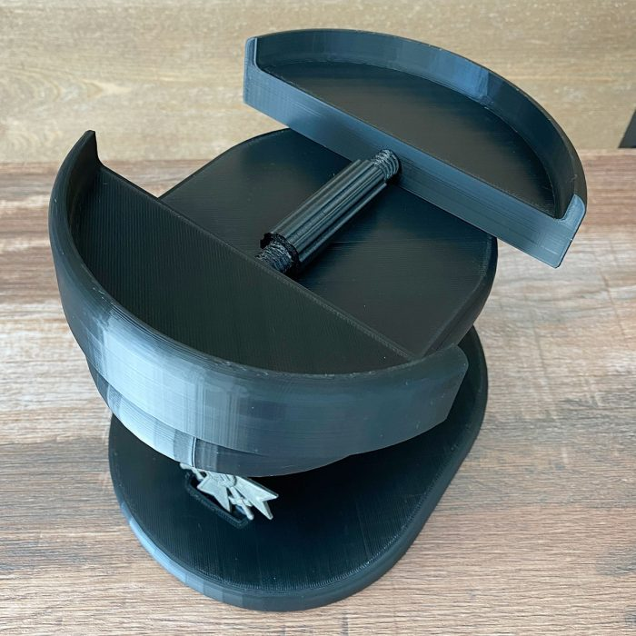 Visor Cap Stretcher & Display Stand